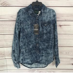 NWT Gramercy Foundry Button Down